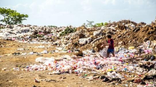 Zagrożenie plastikiem