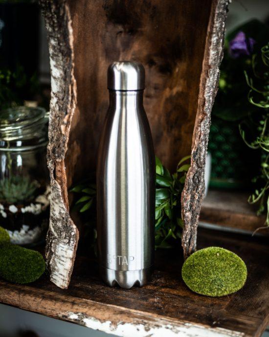 butelka termiczna stalowa succulent