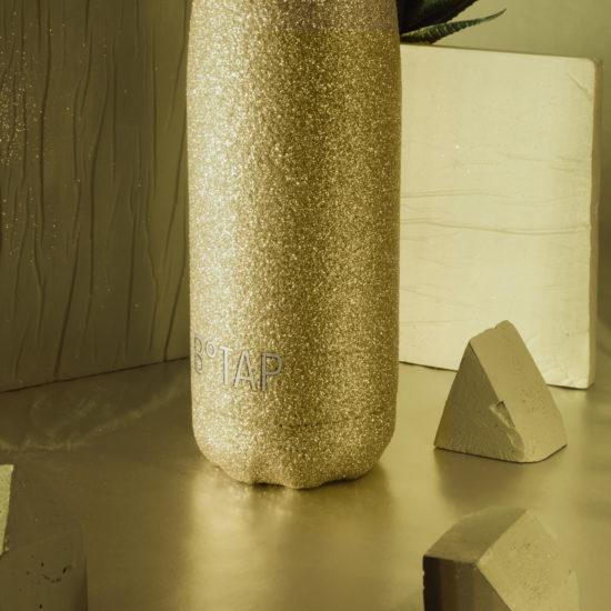detal butelka termiczna star dust glitter